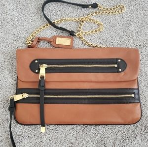 Badgley Mischka Crossbody Shoulder leather bag